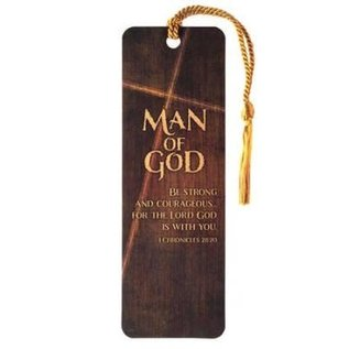 Bookmark - Man of God, Tassel