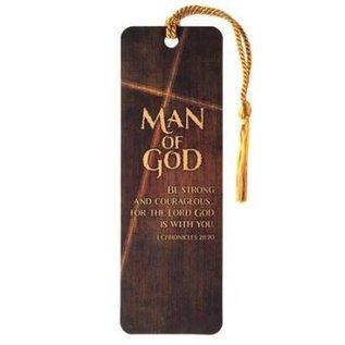 Bookmark - Man of God, Tassel