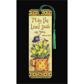 Bookmark - May the Lord Smile, Tassel
