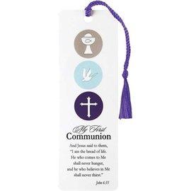 Bookmark - My First Communion