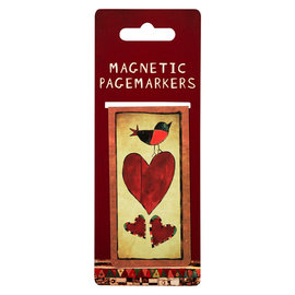 Magnetic Bookmark - My Heart Rejoices, Large