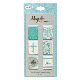 Magnetic Bookmarks - Believe, Small