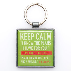 Keyring - Keep Calm