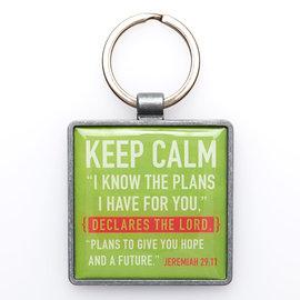 Keyring - Keep Calm
