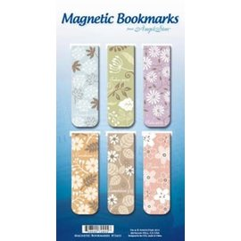 Magnetic Bookmarks - Be Still and Know, 6 Pack