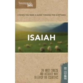 Shepherd's Notes: Isaiah, Paperback