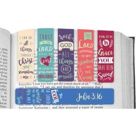 Magnetic Bookmark - For God So Loved, 6 Pack