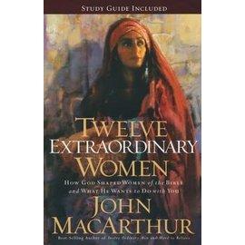 Twelve Extraordinary Women (John MacArthur), Paperback
