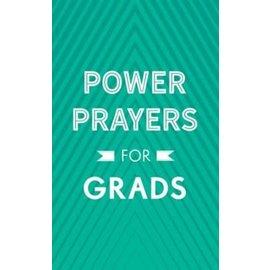 Power Prayers for Grads (Shana Gregor), Paperback