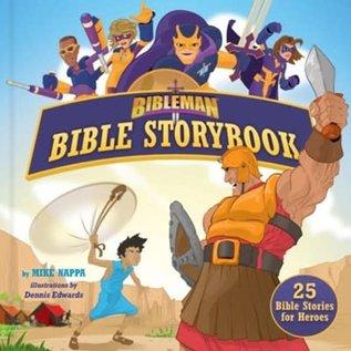 Bibleman: Bible Storybook