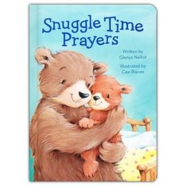 Board Book - Snuggle Time Prayers (Glenys Nellist)