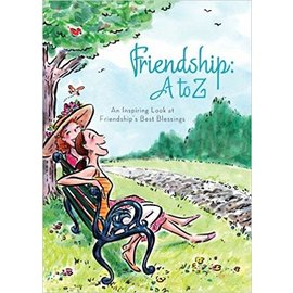 Friendship A to Z, Hardcover