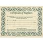 Baptism Certificates - KJV