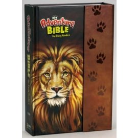 NIrV Adventure Bible for Early Readers, Lion Hardcover