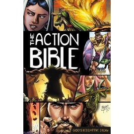 The Action Bible, Hardcover