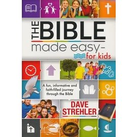The Bible Made Easy For Kids (Dave Strehler)
