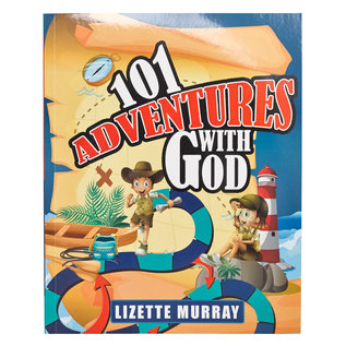 101 Adventures with God (Lizette Murray)