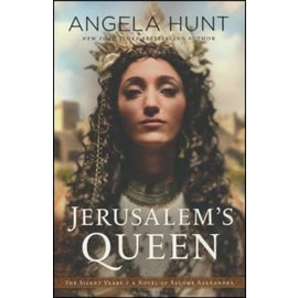 Silent Years #3: Jerusalem's Queen (Angela Hunt), Paperback