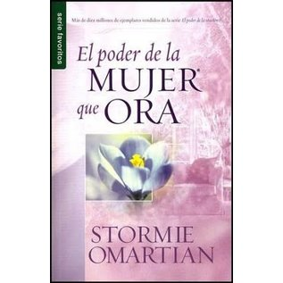 El Poder de la Mujer que Ora, Edición de Bolsillo (The Power of a Praying Woman, Pocket Edition Spanish) (Stormie Omartian)