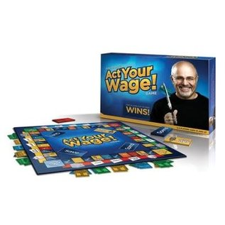 Dave Ramsey's Act Your Wage! Game