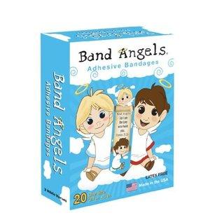Band Angels Bandages, Blue