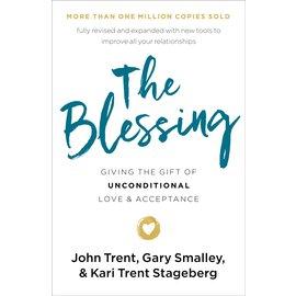 The Blessing (John Trent, Gary Smalley, Kari Trent Stageberg), Paperback