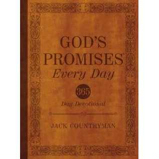 God's Promises Every Day, Hardcover