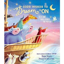 God's Words to Dream On (Diane Stortz), Hardcover
