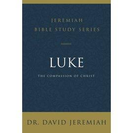 Jeremiah Bible Study Series: Luke (David Jeremiah), Paperback