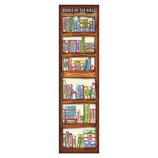 Bookmark - Books of the Bible, Pack