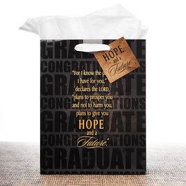 Gift Bag - Journey (Graduate), Medium