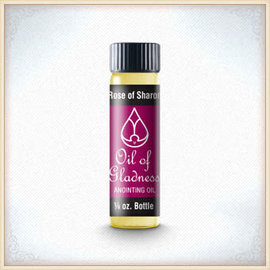 Anointing Oil - Rose of Sharon