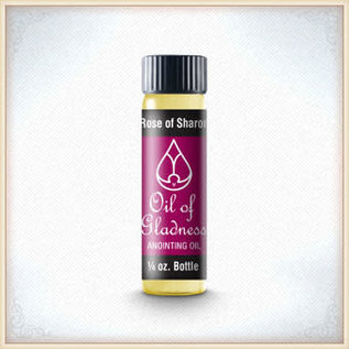 Anointing Oil - Rose of Sharon, 1/4 oz