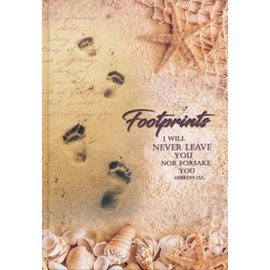 Journal - Footprints, Hardcover