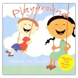 CD - Playground: I Want to Shine!