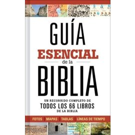 Guia Esencial de la Biblia (Ultimate Bible Guide, Spanish), Hardcover