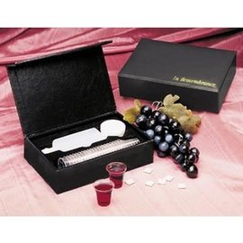 Portable Communion Set, Basic Black