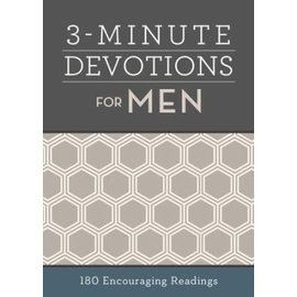 3-Minute Devotions for Men
