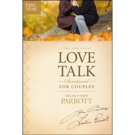 The One Year Love Talk Devotional for Couples (Les Parrott, Leslie Parrott), Paperback