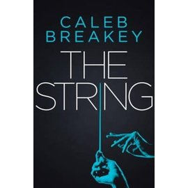 Deadly Games #1: The String (Caleb Breakey), Paperback