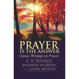 Prayer is the Answer, Paperback