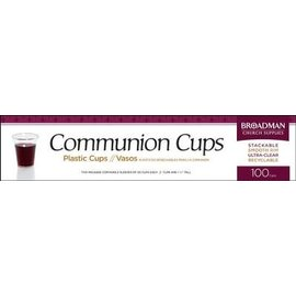 Communion Cups, 100 count