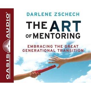 AudioBook - The Art of Mentoring (Darlene Zschech)