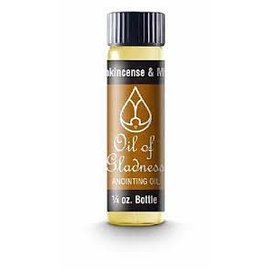 Anointing Oil - Frankincense & Myrrh, 1/4 oz