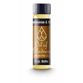Anointing Oil - Frankincense & Myrrh, 1/4 oz