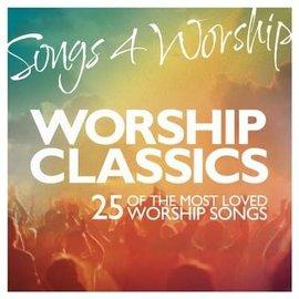 CD - Worship Classics (Songs 4 Worship)