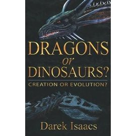 Dragons or Dinosaurs? (Darek Issacs), Paperback