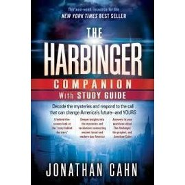 The Harbinger Companion with Study Guide (Jonathan Cahn), Paperback
