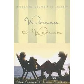 Woman to Woman (Edna Ellison, Tricia Scribner), Paperback