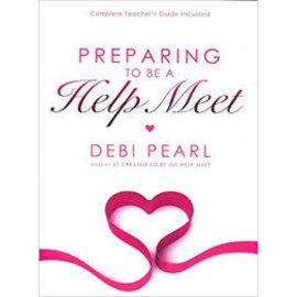 Preparing to be a Help Meet (Debi Pearl), Paperback